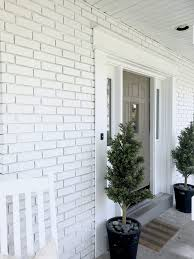 Painting Masonry Exterior - decoration brick look paint special paint for fireplace brick