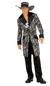 Pimp Halloween Costume Pimp Suits Pimp Costumes Sugar Pimp Suit Daddy Zebra Print