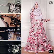 Baju Muslim Grosir grosir baju gamis syar i modern murah di ciputat tangerang selatan