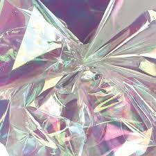 mylar gift wrap iridescent mylar sheets ream 100ct iridescent gift