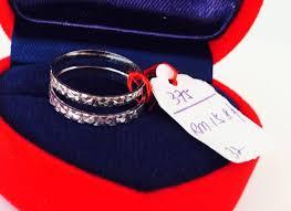 cincin emas putih cincin emas putih 750 rm158 less 25 end 6 24 2015 4 15 pm