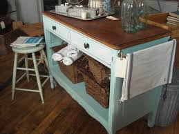 Repurposed Kitchen Island Ideas Majestic Repurposed Dresser To Kitchen Island With Antique Wooden