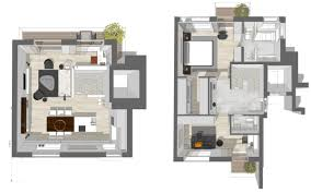 Efficiency Apartment Floor Plan by 3d Floor Plan Apartment Visualisation Mrc3d Net Arafen