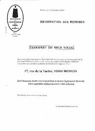 transfert siege social association des anciens elèves de frères de monaco nos actualités