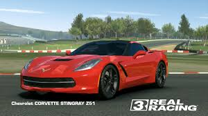 chevrolet supercar chevrolet corvette stingray z51 real racing 3 wiki fandom