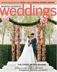 martha stewart weddings amazon com magazines