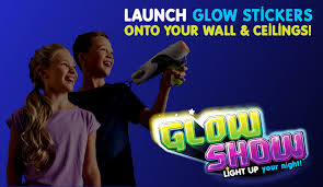 glow show glow show sticker launcher diamond in the blaster hub