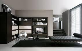 Modern Black Rug Modern Living Room With Black Sofa Bed Black Rug Glass Coffee