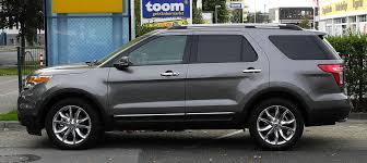 Ford Explorer Limited - file ford explorer 3 5 v6 awd limited v u2013 seitenansicht 10