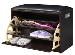 bench cool deluxe shoe ottoman bench storage stunning verona