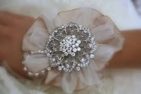 wedding wrist corsage brooch wrist corsage bridal wrist corsage wedding bridal