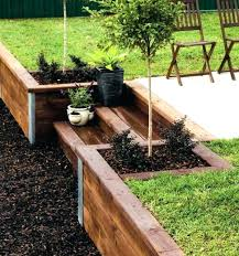 Retaining Wall Ideas For Gardens Landscaping Retaining Wall Ideas Ghanko