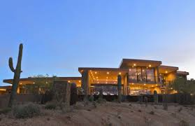 Arizona House by Award Winning Modern Luxury Home In Arizona The Sefcovic