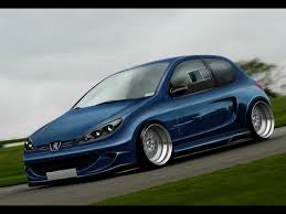 peugeot 407 coupe modified view of peugeot peugette photos video features and tuning of