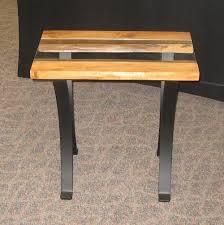 Amish End Tables by Golden Gate End Table Amish Oak