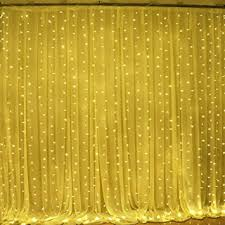 solla curtain lights 19 6ft9 8ft 600 leds window