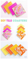 the 25 best how to make coasters ideas on pinterest diy