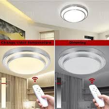round 40w led ceiling light fixture l bedroom kitchen led ceiling lights change color temperature ceiling l 40w smart