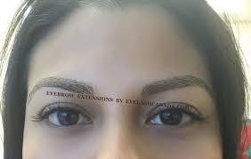 eyelashcanada offers eyebrow extensions in toronto