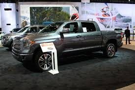 toyota tundra chicago 2018 toyota tundra trd sport chicago debut release date and specs