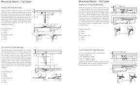 Overhead Door Closer Adjustment by Lcn 1460 1461 Series Allegion Australia