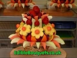 edible fruits arrangements how to make an edible strawberry pineapple fruit arrangement