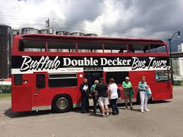 ye olde double decker strolls through buffalo u2013 buffalo rising