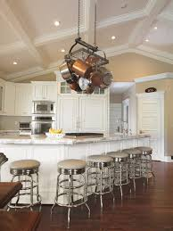 Chandelier For Cathedral Ceiling Vaulted Coffered Ceiling Houzz