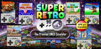 snes emulator android superretro16 lite snes emulator v1 7 4 cracked apk is here
