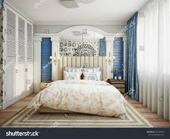 Bedroom With Furniture Luxurious Provence Style Bedroom Designer Furniture Stock