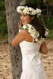 hawaiian themed wedding dresses hair styles hawaiian wedding hair style