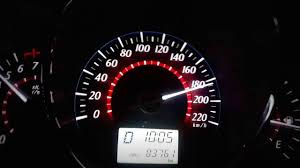 toyota vios 2014 top speed acceleration youtube