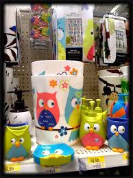 Spongebob Bathroom Decor by Owl Bathroom Decor At Walmart U2013 House Decor Ideas