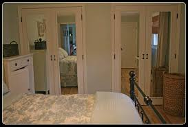 Mirror Closet Doors Replacing Mirrored Closet Doors U2014 All Home Design Ideas Best