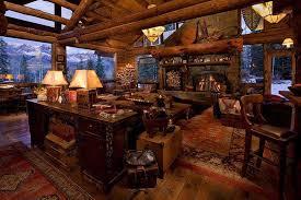 Rustic Charm Home Decor Log Home Decor Love All The Rustic Wood And Windows Log Homes