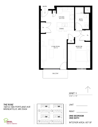 1 bedroom 1 bathroom floorplans pinterest