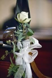 Pew Decorations For Weddings 40 Best Arreglo Iglesia Images On Pinterest Flower Arrangements