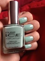 pure ice nail polish in home run beautiful colour pay off and the