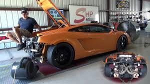 lamborghini aventador houston lamborghini gallardo turbo dyno 1450whp serioushp houston