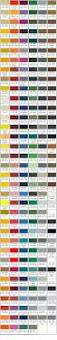 ral colours mixed to colour code 400ml aerosol