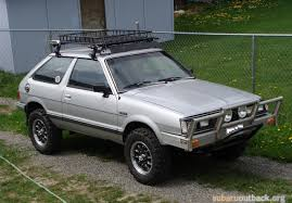 subaru brat custom my soobie off roader these days subaru outback subaru outback