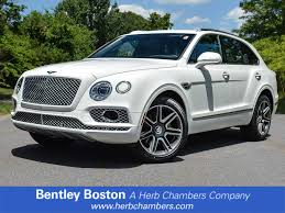 bentley new bentley inventory in boston ma