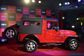 mahindra thar next generation mahindra thar confirmed currently in the works