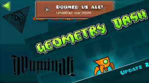 geometry dash full version new update geometry dash 2 new items doomed us all achievement and update