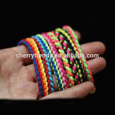 bracelet elastic images Braided elastic bracelet stretch bracelet braided hair ties buy jpg