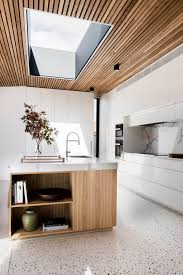 australian kitchens designs courtyard house by figr interior archive the local project