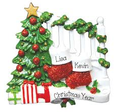 couples my personalized ornaments