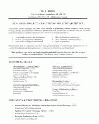 Project Manager Resume Summary Download Resume Sample For Project Manager Haadyaooverbayresort Com