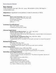 registered resume exles 13 lovely nursing resume exles with clinical experience