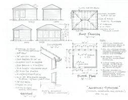 collections of small cabin blueprints free free home designs